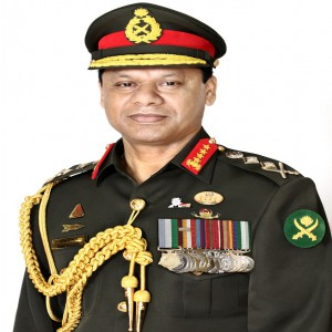 General S M Shafiuddin Ahmed, OSP, ndu, psc