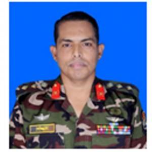 Col Md Shazzad Hossain, BSP, afwc, psc